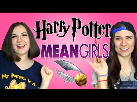 Best quotes - HARRY POTTER Impressions reads MEAN GIRLS Quotes - Ft. BrizzyVoices - Madi2theMax