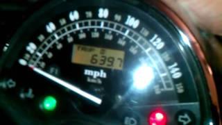 10. 2003 Honda VTX 1800 R