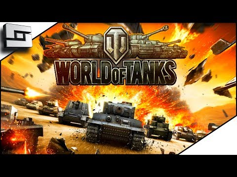 EXPLOSIVE TANK FUN TIMES!  - World Of Tanks Gameplay (видео)