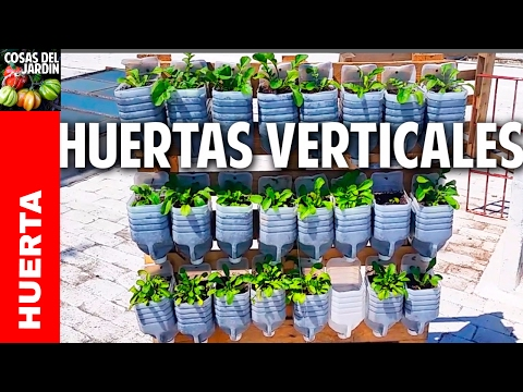 Download 3 Huertas Verticales Geniales Con Materiales