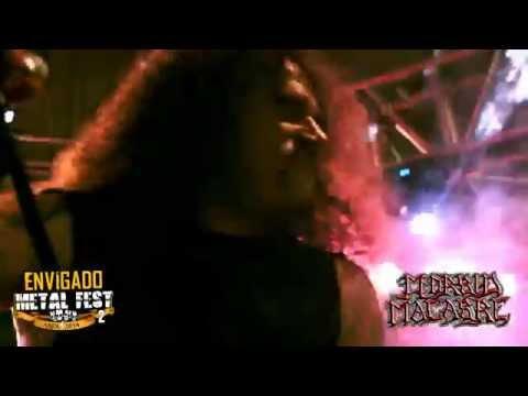 Morbid Macabre - Inquisidor (En Vivo, Envigado Metal Fest 2014)