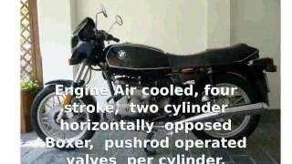 4. BMW R 45 - Features and Specs