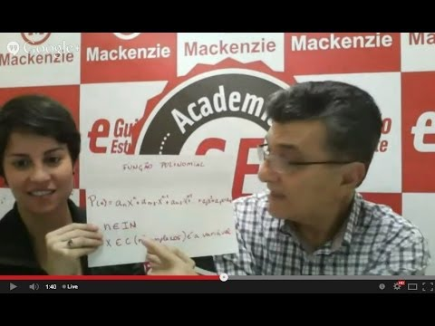 Academia GE: Como estudar Polinômios para o vestibular e o Enem?