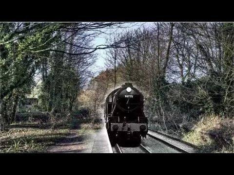 【老烟斗鬼故事】世界未解之谜,会消失的幽灵火车