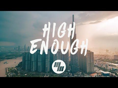 Justin Caruso - High Enough (Lyrics) Tomatow Remix, ft. Rosie Darling