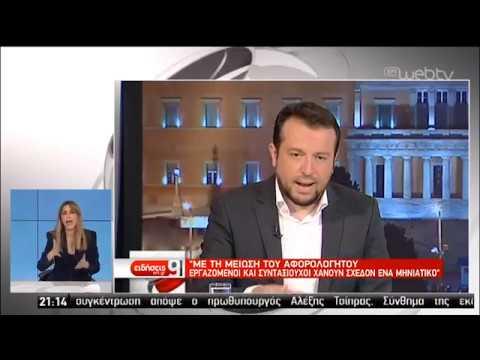 Επαναφορά του ΕΚΑΣ εξετάζει η κυβέρνηση | 14/05/2019 | ΕΡΤ