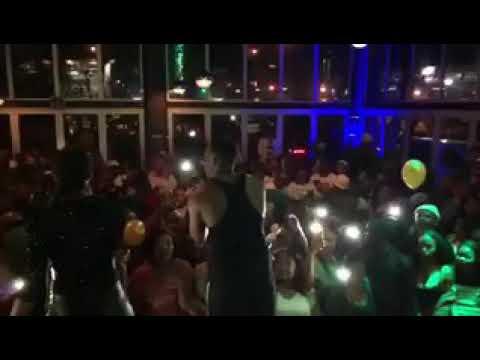 Donald -Sanctuary Love first official performance with Zanda Zakuza & Dj Tira