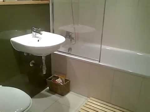One Bedroom apartment to rent The Iceworks Leeds city centre 0113 2323252 .AVI