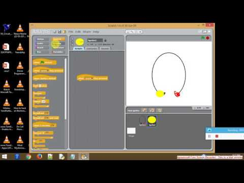 learn how to make game using scratch program part_1