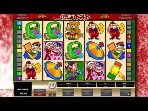 Gift Rap online slot game [GoWild Casino]