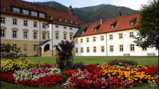 Ettal Germany  city photo : Day5 part1 Bavaria Ettal Monastery Germany 2012