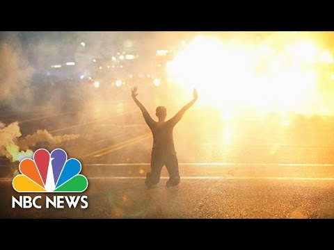 The Perception Vs. Reality Of Violent Crime In America | NBC News