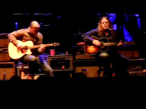 "Allman Brothers Band ""Working Class Hero"" 3/16/2012 Beacon Theater NYC. Acoustic."