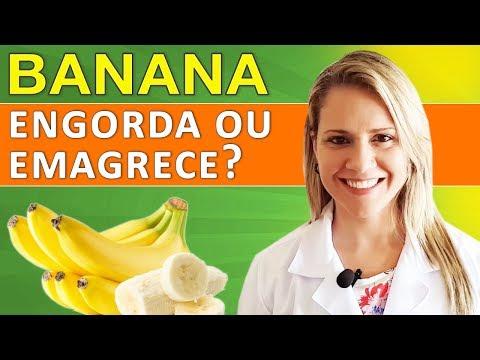 Afinal, banana engorda ou emagrece?