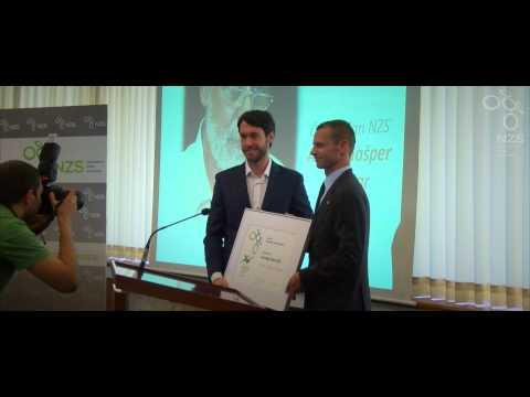 Foto + video: Skupščina NZS 95 let: Predstavljena strategija do 2020, za NZS uspešno leto