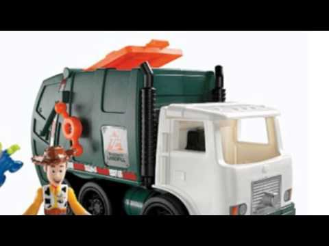 Video Imaginext Disneypixar Toy Story 3 now on YouTube