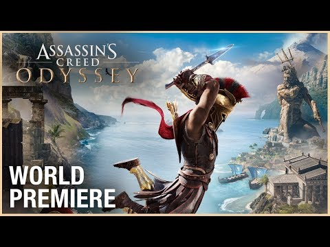 Download Assassin's Creed Odyssey: E3 2018 Official World Premiere Trailer | Ubisoft [NA] HD Mp4 3GP Video and MP3