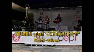 """Video SOUSEDI - píseň """"ZAČÍNÁM SE BÁT"""" - Ostrava 2.6.2018"""