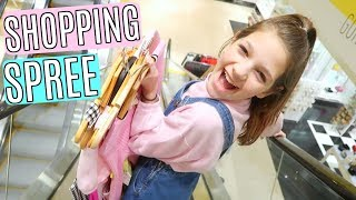 Video Huge shopping spree! Spending Birthday Money and Cutting My Hair MP3, 3GP, MP4, WEBM, AVI, FLV April 2018