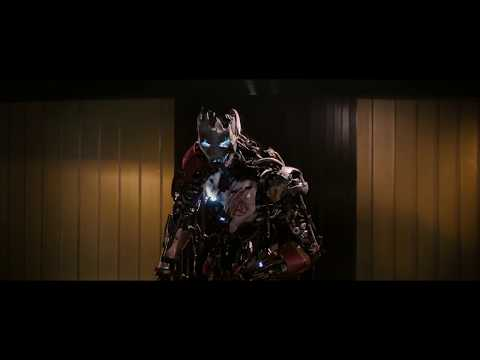 Avengers: Age of Ultron 2015 - Ultron's first appearance.