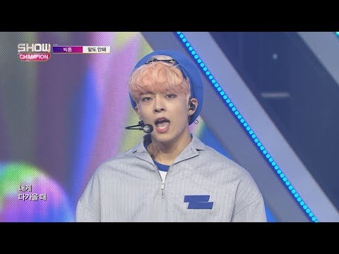Show Champion EP.244 VICTON - UNBELIEVABLE [빅톤 - 말도 안돼]