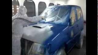 2012_Transformación de Vehículo_IES CAPARELLA