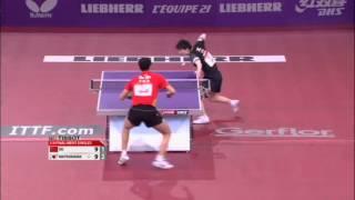 Table Tennis Highlights, Video - WTTC 2013 Highlights: Xu Xin vs Kenta Matsudaira (1/4 Final)