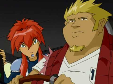 Megas XLR S01E05 The Bad Guy