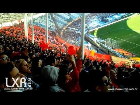 Racing 2  Independiente 0 / Previa - Yo era CAMPEÓN, vos te ibas al DESCENSO. - La Barra del Rojo - Independiente - Argentina - América del Sur