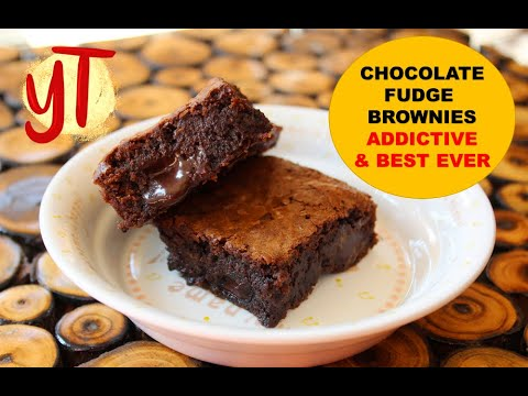 Chocolate Fudge Brownies Recipe in Tamil - Brownies Recipe