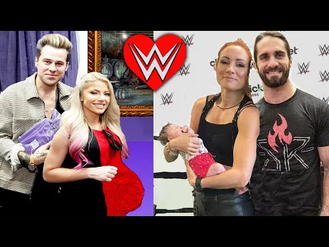 Alexa Bliss Pregnant & Becky Lynch Gives Birth? 10 WWE Couples Starting a Family