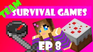 Mineplex just came out with a new update! You can now play a TEAM Survival Games with your friends. Watch me take on the challenge of fighting multiple teams...