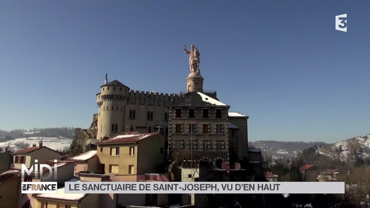 Saint Joseph vu d'en Haut