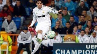 Die fünf schönsten Tor von Kaka für Real Madrid
