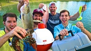 Video Fishing Stereotypes MP3, 3GP, MP4, WEBM, AVI, FLV Juli 2019