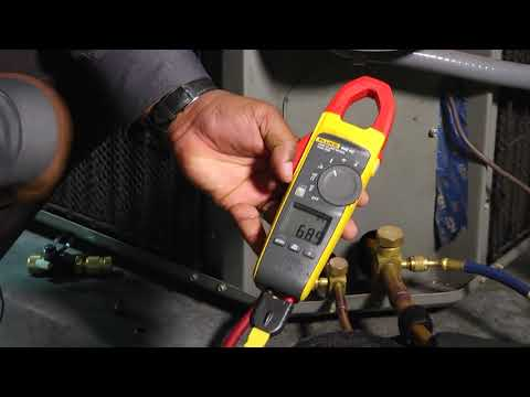 K-Type Thermocouple Fluke How To Use