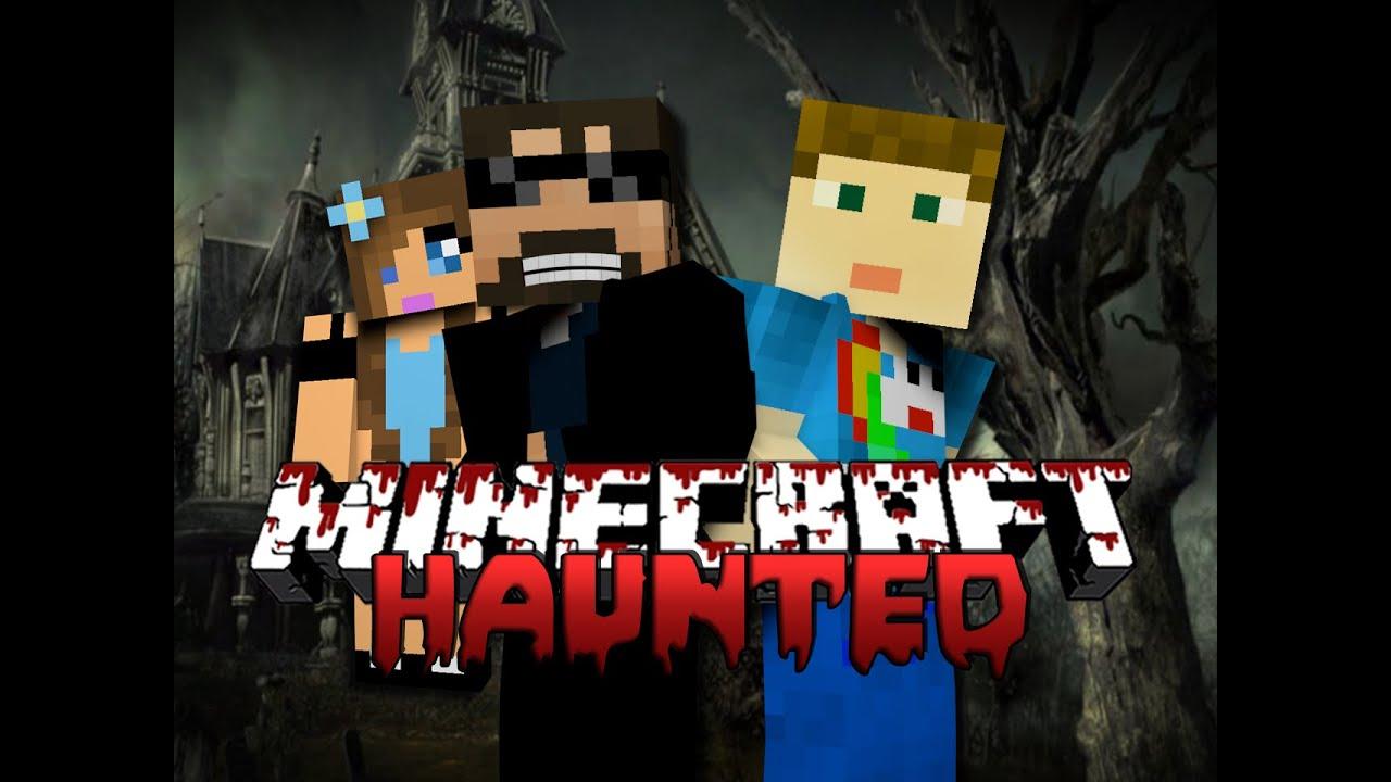 Minecraft | The Haunted Orphanage | Saving Gertrude??