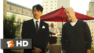 The Prince (2014) - Poolside Assassination Scene (4/10) | Movieclips