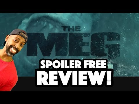 THE MEG: Spoiler Free Dorky Review