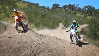5. ROCK THE VALLEY - 250EXC vs TC250