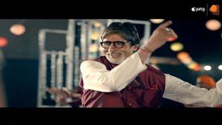 Celebrate Navratri in Gujarat   Amitabh Bachchan   Gujarat Tourism   Yatra.com full download video download mp3 download music download