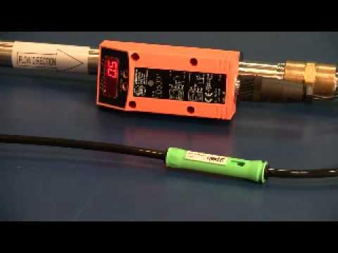 Piab piINLINE® vacuum generator vs a competitor