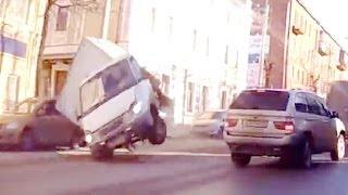 Жесткие аварии Июнь 1я неделя 2016