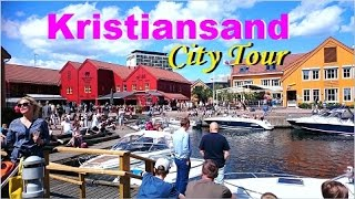 Kristiansand Norway  city pictures gallery : Kristiansand City Tour, Norway