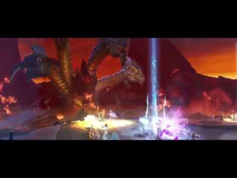 Neverwinter: Rise of Tiamat – Official Gameplay Trailer