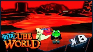 New Region! :: Let's Play Cube World :: E06
