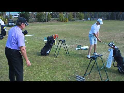 [Australian Golf Schools _ ANK GOLF] PGA IGI Skills Class _ ANK Ian Triggs