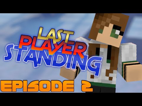 "Last Player Standing - Minecraft Gameshow - Episode 2 - ""mind The Gap!"""