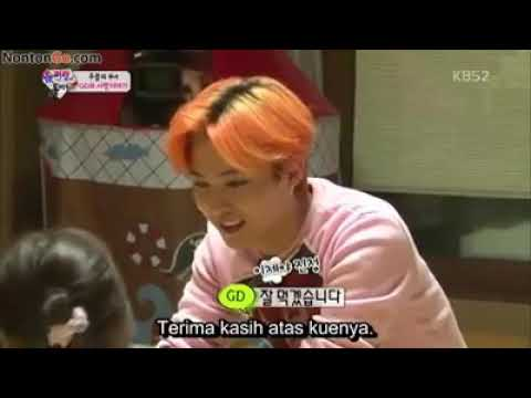 The Return Of Superman G Dragon Sarang Indo Sub Part 2