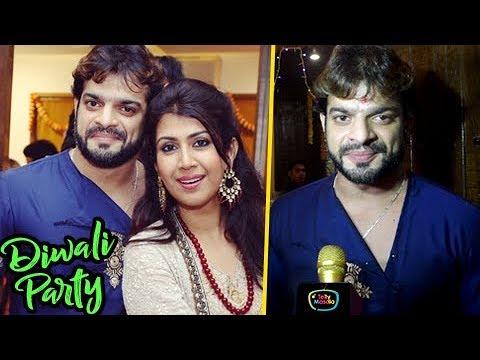 Karan Patel Reveals Diwali Party Details!